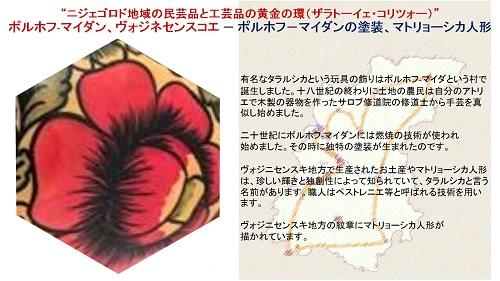 ПРЕЗЕНТАЦИЯ «Народные художественные промыслы Нижегородской области» на японском языке -21