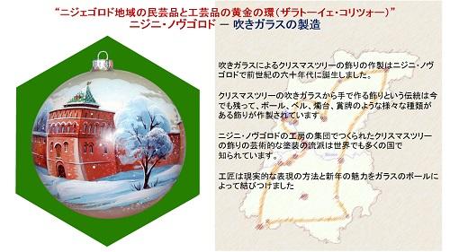 ПРЕЗЕНТАЦИЯ «Народные художественные промыслы Нижегородской области» на японском языке -5